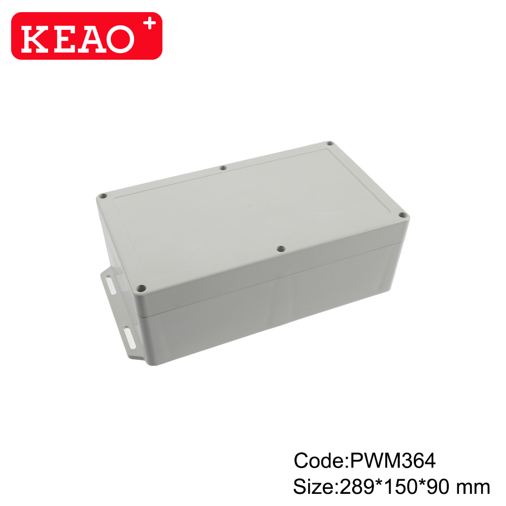 electrical junction box Wall-mounting Enclosure surface mount junction box PWM364 with 289*150*90mm