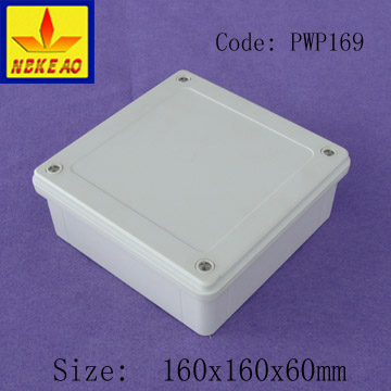 China Plastic Waterproof Enclosure Junction box