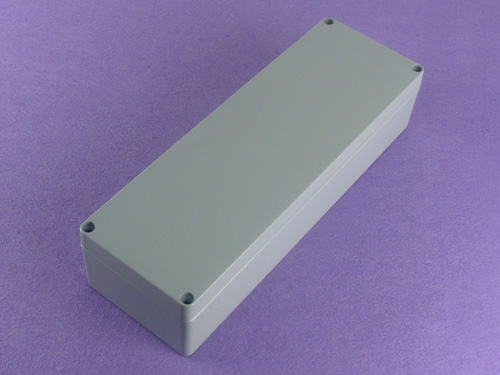 aluminum electronic enclosure