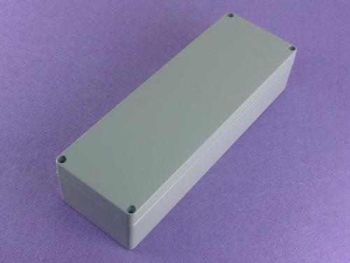 aluminum electronic enclosure