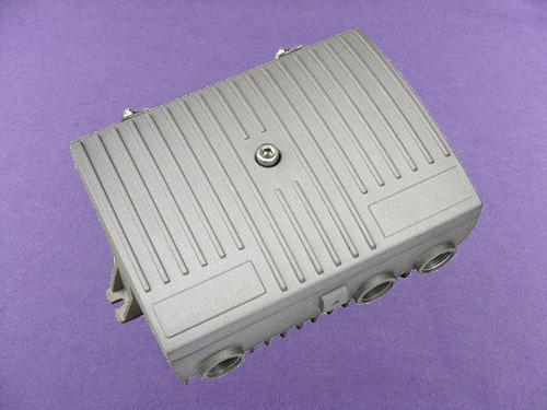Aluminum Amplifier Case Manufacturers & Aluminum Amplifier Case Suppliers AOA055 with 177x130x58mm