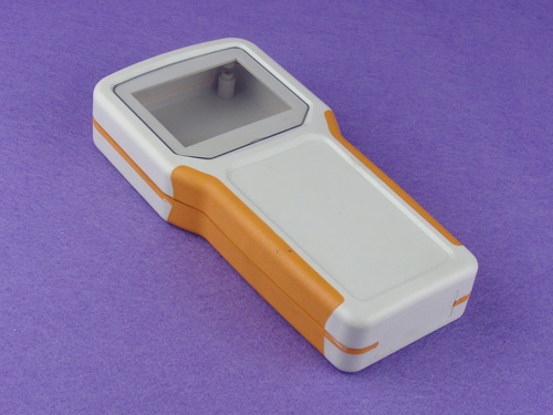 Hand-held Enclosure abs box plastic enclosure electronics Hand-held Plastic PHH348 with 204X100X35mm
