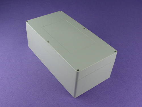 China NEMA rated waterproof & dustproof ABS Electonic Enclosure PWP336 size : 355x185x133mm