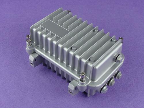 aluminium enclorure electronic box Sealed Aluminium Housing aluminium wall mount boxAWP345 167X83X84