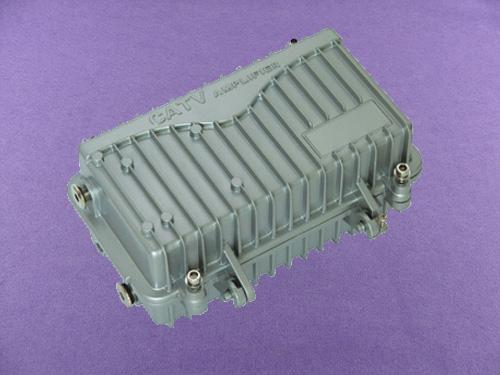 outdoor telecom enclosure aluminum enclosure box aluminum enclosure waterproof AOA310 212X105X90mm