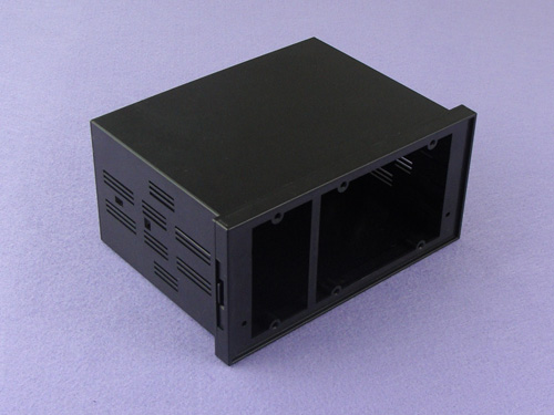 ABS liquid crystal window display (LCD) plastic display abs box IP54 PDP012 with size 160*80*118mm