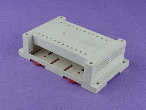 IP54 Custom Din Rail Enclosure For Electrical Din Rial Modular Enclosure PIC040 with size145*91*40mm