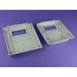 Housing Case Connector Box china plastic electrical enclosure console enclosure PDT435 210*210*77mm