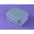 custom aluminum electronics box aluminum enclosure case ealed Aluminium Cabinet AWP125 with115*90*56