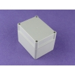 Europe Waterproof Enclosure plastic electronic enclosure junction box PWE015 with size 110X85X83mm