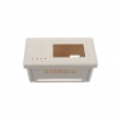 PIC102 with 158*79*75mm ABS industrial plastic electrical din rail box for pcb power supply module