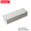 China Plastic Waterproof Enclosure Junction box ip65 plastic enclosure PWP456 with size 240*80*60mm