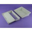 Plastic electronics abs Desktop instrument case housing plastic desktop enclosure PDT265 238*185*105