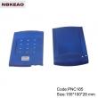 integrated terminal blocks Custom Network Enclosures customised router enclosure PNC185  155*100*28