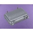 custom aluminum enclosure aluminum enclosure for electronics aluminium box for pcb AOA245 211X134X61