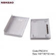 network switch enclosure router plastic enclosure Network Connect Housing PNC014 wtih 140*100*32mm