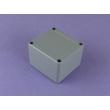 Sealed Aluminium Enclosure aluminum waterproof box aluminum electronic box AWP010 with 80X75X58mm
