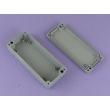 aluminum enclosure for electronics aluminium wall mount box aluminium box waterproofAWP035 150X64X36