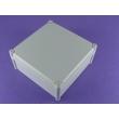 waterproof junction box ip65 waterproof enclosure plastic electrical enclosure boxPWE510 280*280*130