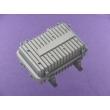 aluminum amplifier enclosure outdoor amplifier enclosure aluminium box AOA010 with size 216x135x83mm