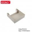 Industrial Control Enclosure plastic electrical box  junction box  PIC310 with size 115X93X42mm