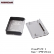 abs enclosures for router manufacture Custom Network Enclosures router enclosure PNC011 110*80*26mm