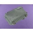 integrated terminal blocks outdoor electric enclosure aluminum box waterproof AOA345 257X146X95mm