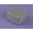 Sealed Aluminium Enclosure aluminum waterproof box aluminum electronic box AWP005 with 63X58X37mm