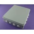 Electric Conjunction Enclosure ip65 plastic waterproof enclosure PWK153 with 400X350X120mm