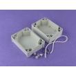 electrical enclosure weatherproof box ip65 waterproof enclosure plastic Europe Waterproof CasePWE013