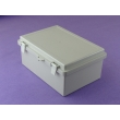 abs waterproof junction box ip65 plastic waterproof enclosure PWP661 with size 340*240*155mm