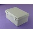 abs waterproof junction box ip65 plastic waterproof enclosure PWP661 with size 340*240*155mm