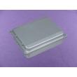 custom aluminum enclosure ip67 aluminum waterproof enclosure aluminum enclosure AOA455  252X198X83mm