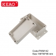 surface mount junction box ip65 plastic waterproof enclosure wall mount enclosure PWM142 158*90*66mm
