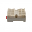 DIN Rail Mount Enclosure ABS Electronic Product Plastic Din Rail Enclosure PIC480with size65*45*28mm