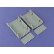 Plastic Cabinet plastic electrical enclosure Plastic Storage Cabinet PCC010 with size 100X71X36mm