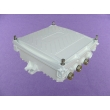 aluminum enclosure waterproof aluminum enclosure amplifier aluminum trolley cosmetic case AOA090 box