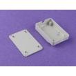 electronic plastic enclosures Electric Conjunction Housing cable junction boxes PEC374  66*43*17mm