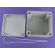 NEMA rated waterproof & dustproof ABS Enclosure,Water Resistant case PWP166 with size 145*145*90mm