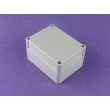 Europe Waterproof Enclosure plastic electronic enclosure junction box PWE013 with size 110X85X64mm