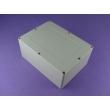 China NEMA rated waterproof & dustproof ABS Electonic Enclosure PWP324