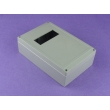 heavy duty aluminium top box Sealed Aluminium Enclosure aluminum enclosure waterproof AWP220 IP67