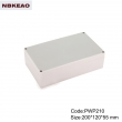 outdoor waterproof enclosure electronic enclosure waterproof plastic enclosure PWP210  200*120*55mm