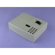 Plastic industrial box IC card door access card reader box for electronic project PDC420  195*155*58