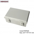 waterproof plastic enclosure ip65 plastic waterproof enclosure waterproof junction box  PWP626