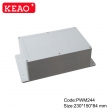 weatherproof enclosure plastic electronic enclosure wall mounting enclosure box PWM244 230*50*84mm