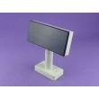 Plastic casing desk-top terminal box china plastic electrical enclosure PDT480 with size 200*90*34mm