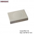 router box enclosure outdoor router enclosure Network Storage Enclosure PNC118 120*90*27mm