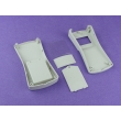 Plastic electronic hand-held enclosure with window electronic device case PHH228with size156*77*39mm