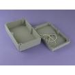 Sealed Aluminium Enclosure custom aluminum electronics enclosure modular case AWP060with222X145X75mm